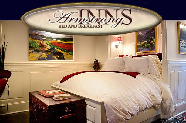 Armstrong Inns | Private Bed and Breakfast and Inns