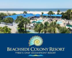 Tybee Island Savannah Ga Ocean Plaza Beach Resort