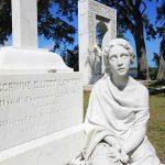 corinne lawton in bonaventure cemetery