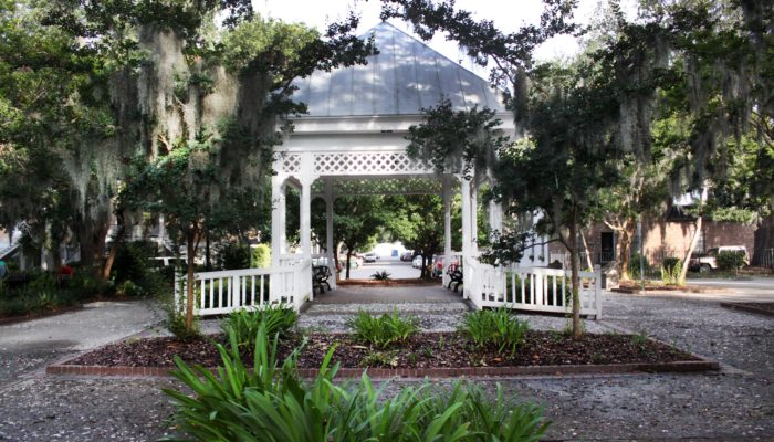 Crawford Square Gazebo