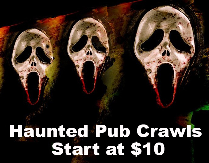 Full Moon Tours | Haunted Savannah Pub Crawls