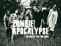 "Escape Savannah Presents ""Zombie Apocalypse – A Quest For The Cure"""