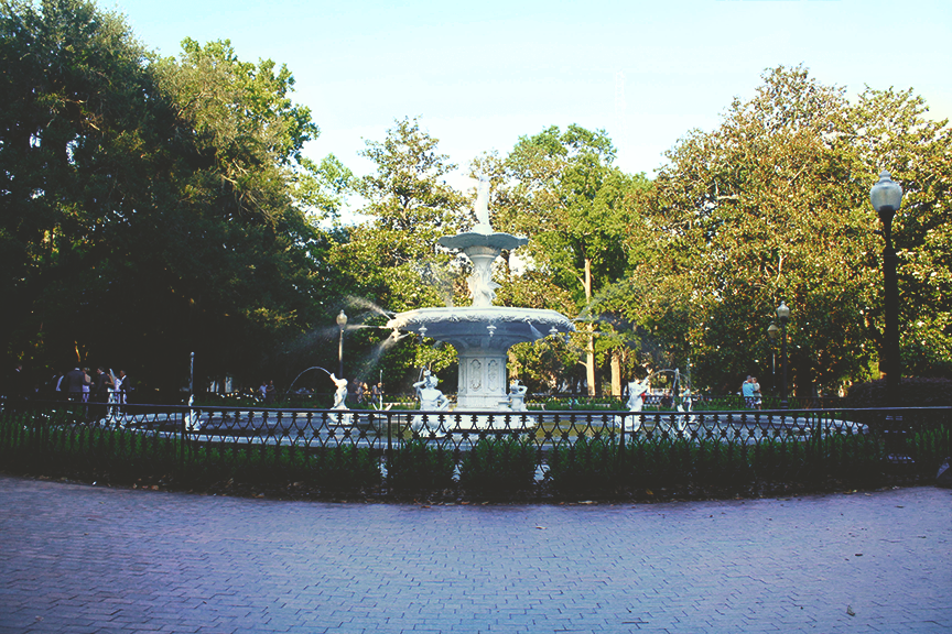 fountain copy