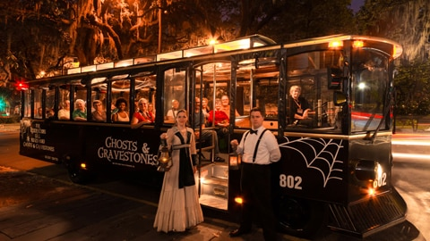 Ghost Tours Savannah | Savannah Haunted Tours | Savannah Activities