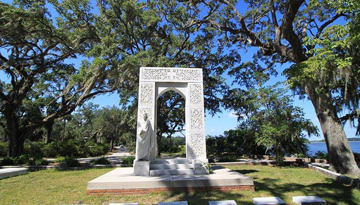 lawton in bonaventure cemetery
