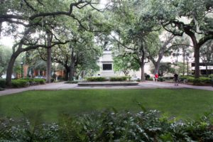 Madison Square in Savannah