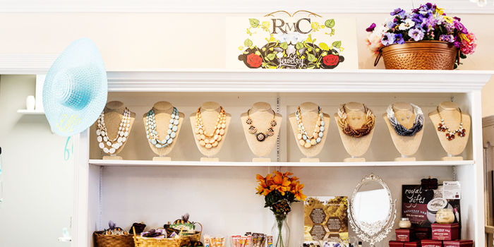 RMC Boutique necklaces