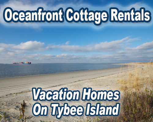 Oceanfront Cottage Rentals | Tybee Island/Savannah's Beach