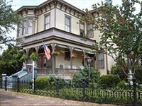 Roussell's Garden Bed & Breakfast | Historic District