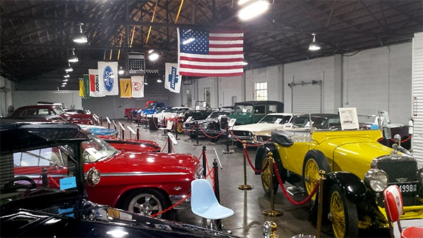 Savannah Classic Cars