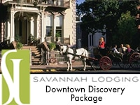Savannah Lodging | Coupon