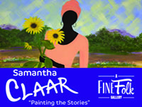 "Samantha Claar's ""Painting the Gullah Stories"""