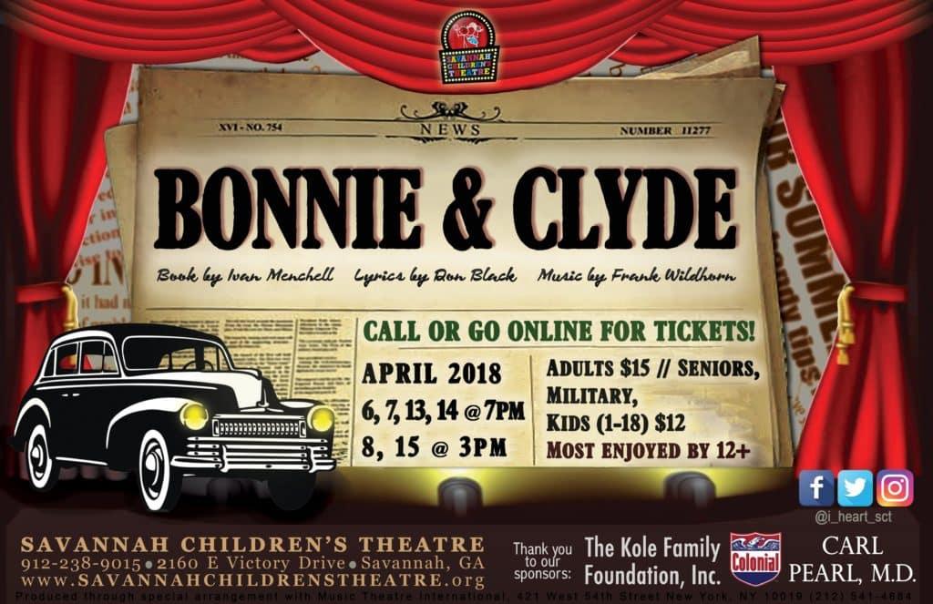 The Savannah Children's Theatre Presents