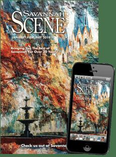 Savannah Scene