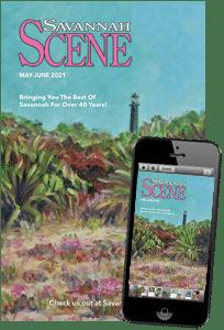 Savannah Scene May-June 2021
