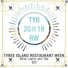 tybeerestaurantweek