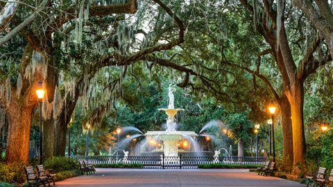 Savannah Walking Tours