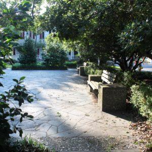 Warren Square in Savannah